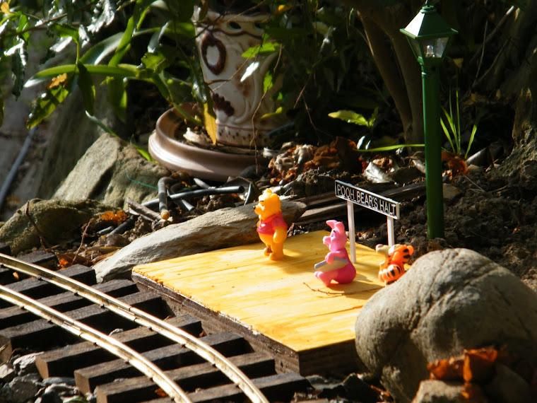 Pooh Bear's Halt
