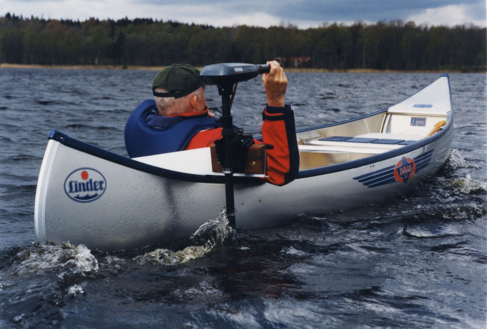 elmotor båt jula
