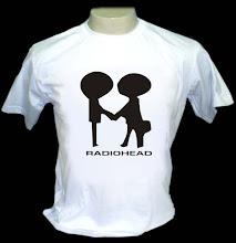 Radiohead - Camiseta P, M ou G - R$ 29,00 + frete