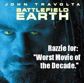 Travolta - Battlefield Earth