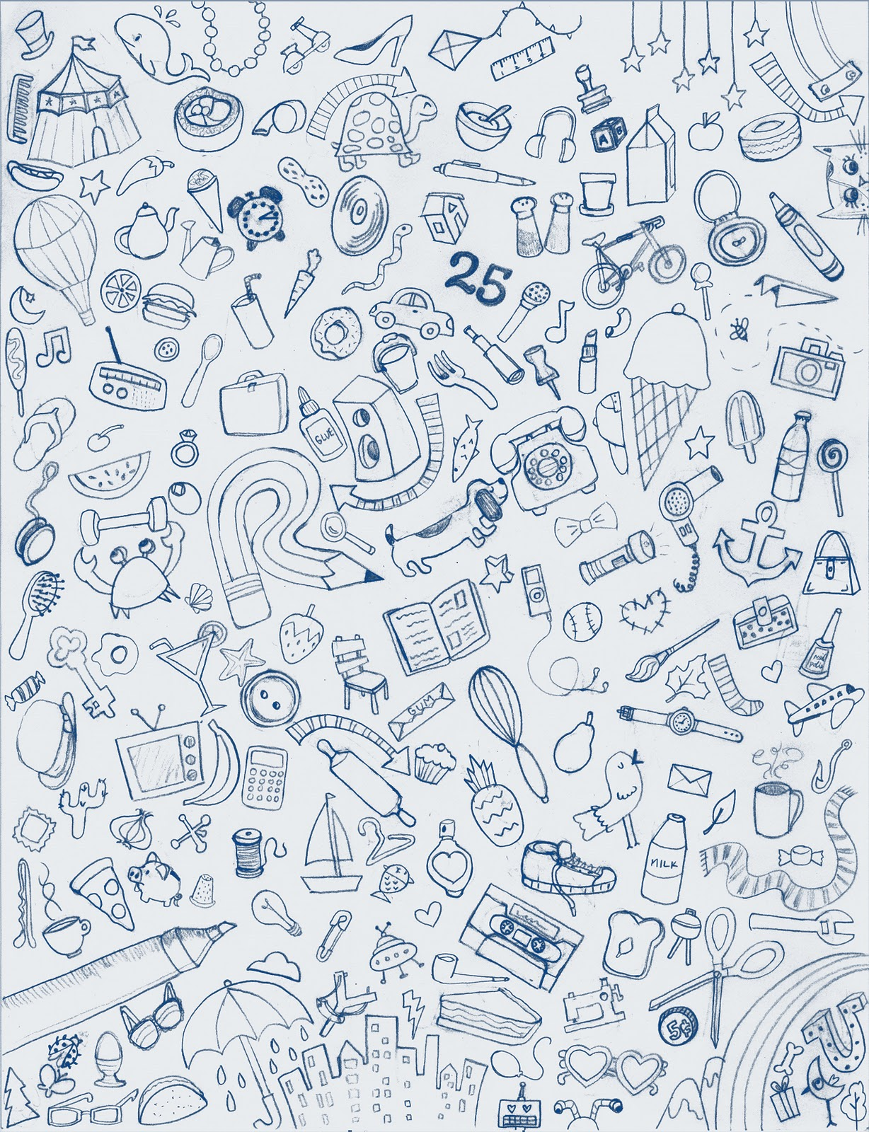 doodle for s doodle juli 235 t kuipers doodle letter s letter doodle doodle letter s doodle. Black Bedroom Furniture Sets. Home Design Ideas