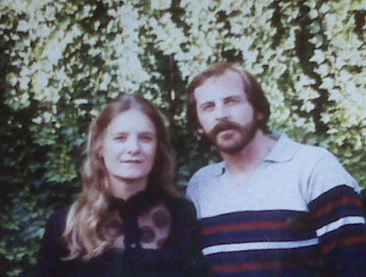 Mom and Dad back in the Day :)