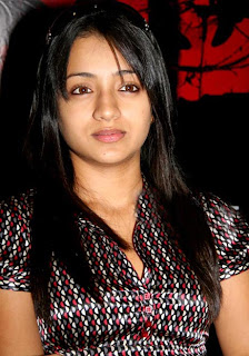 Trisha Krishnan - south Indian cine actress y video
