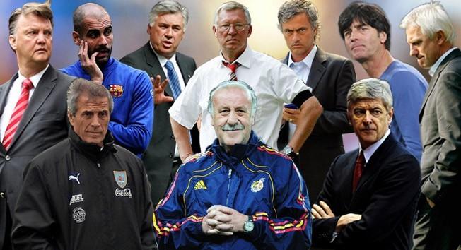 Melhores treinadore de 2010