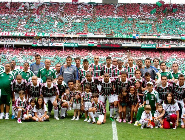 Poster Fluminense Campeão