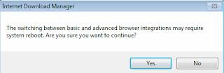 Mensinkronisasi Semua Browser ke IDM