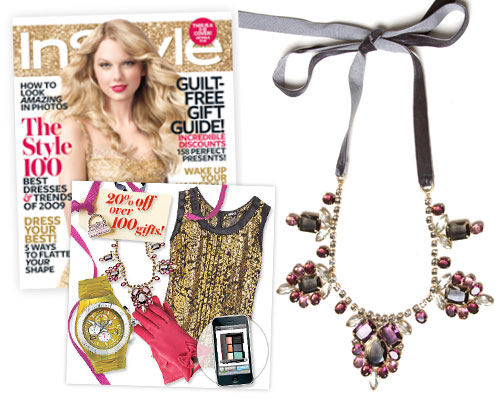 Sassy stella dot jewelry featured in marie claire for Stella and dot san francisco