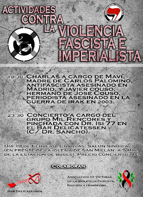 Charla 19 de febrero en Segovia Contra la violencia fascista e imperialista Cartel+definitivo+Bueno%282%29