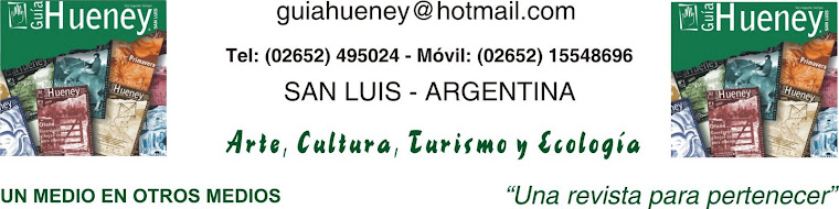 Guía Hueney - San Luis