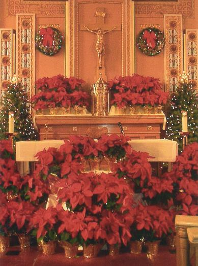 Christmas Decorations For Church Sanctuary | Joy Studio Design Gallery ...