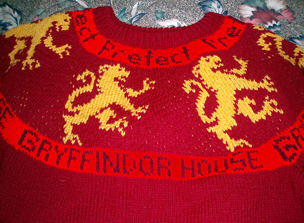 The Ugly Sweater What To Wear To Deathly Hallows