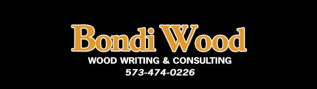 BONDI WOOD WRITING AND CONSULTING