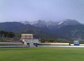 cricket stadium dharamshala
