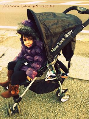 Katoji New York Baby