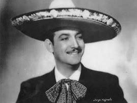 JORGE NEGRETE  --- EL CHARRO CANTOR