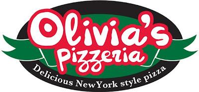 Olivia's Pizzeria Lezzetleri Damak Zevkinize Hitap Ediyor..
