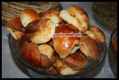 Patatesli Labneli Poğça