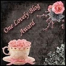 One Lovely Blog Ödülü