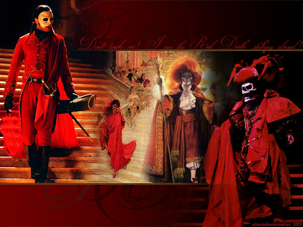 Team Morgan Freeman: The Masque of the Red Death--Week of ...