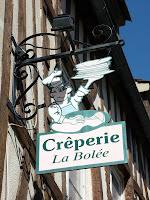 Crêperie - La Bolée