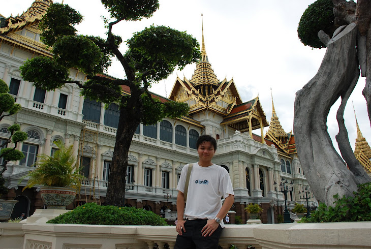Grand Palace in Bangkok...wonderful place to visit