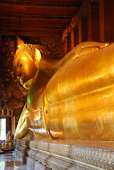 Temple of Reclining Buddha, Bangkok