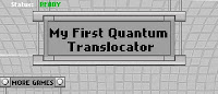 My First Quantum Translocator Walkthrough.