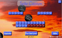 Spite Cannon Walkthrough.