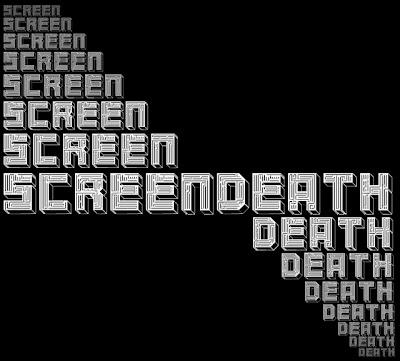 Screendeath Fade