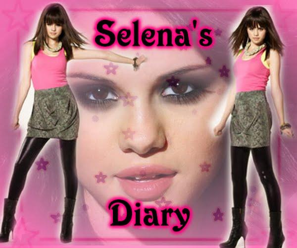Selena's diary
