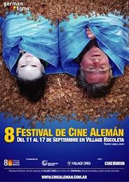 8º festival de cine alemán.