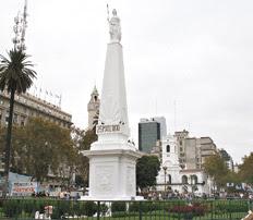 Monumentos de Mayo
