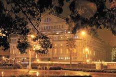 El Teatro Colón reabierto
