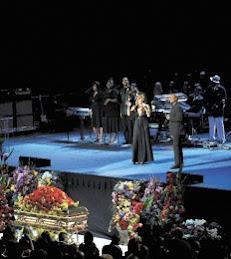 El funeral de Jackson