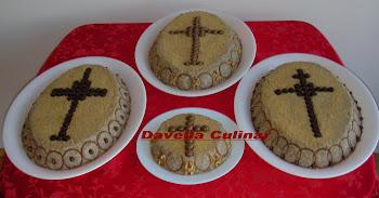"""Coliva / Gâteau pour """"Aumône"""""""