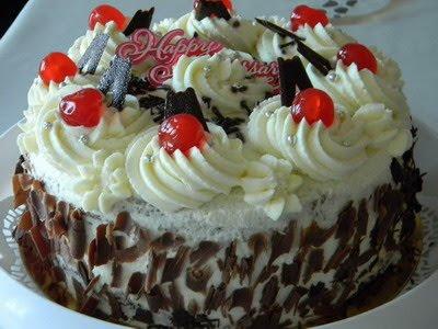 Gâteau Forêt Noire à ma façon / My Black Forest cake / Prajitura mea Padurea Neagra