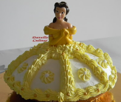 Les Minigâteaux Princesses / Minitorturi cu printese