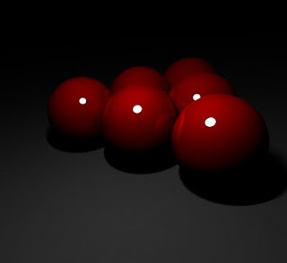 Another image rendered from my GLSL based path tracer