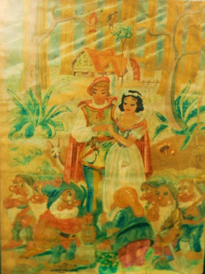 La Blancaneus i l'Antonio
