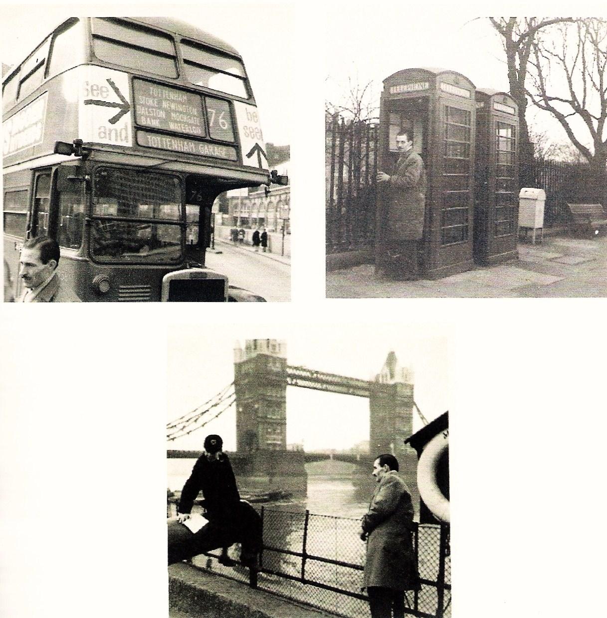 Londres, 1962