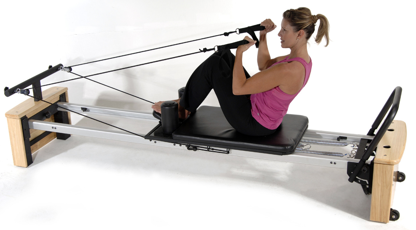 pilates machine workouts
