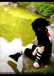 cosplay Uchiha Sasuke