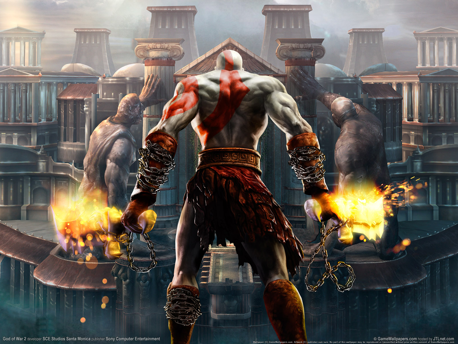 Tags Pc God Of War Fondo De Pantalla Wallpaper Gow