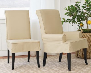Chair Slipcovers| Sure Fit Slipcovers