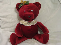 MUSICAL CHRISTMAS BEAR