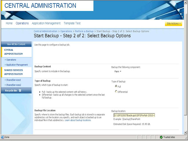 back up sript Backup script the following script groups together rman commands in a run block to take a full backup of a database and its archivelogs it assumes that you have configured the control file autobackup on in the rman configuration settings, and the backup retention policy is 14 days.