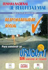 """RESPONSABILIDAD SOCIAL - """"UN DESAFIO EN CONSTRUCCION"""""""