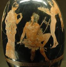 Afrodite e Adónis