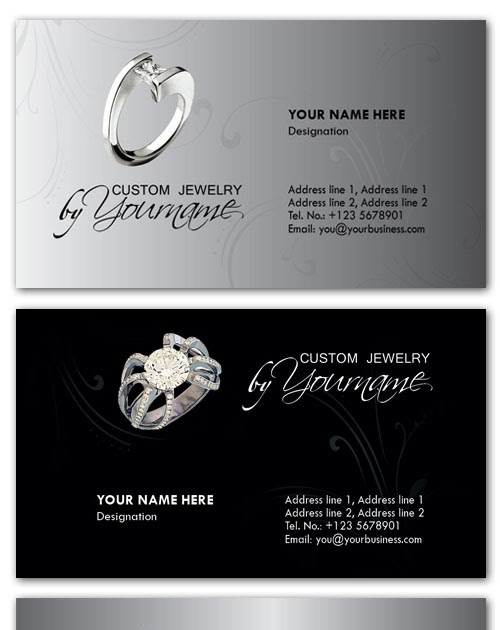 Jewelry business cards templates free 28 images elegant jewelry jewelry business cards templates free by vdshare psd business card psd templates reheart Image collections