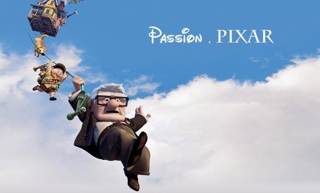 Passion Pixar